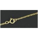 18 in 14kt. Gold Double Rope Chain